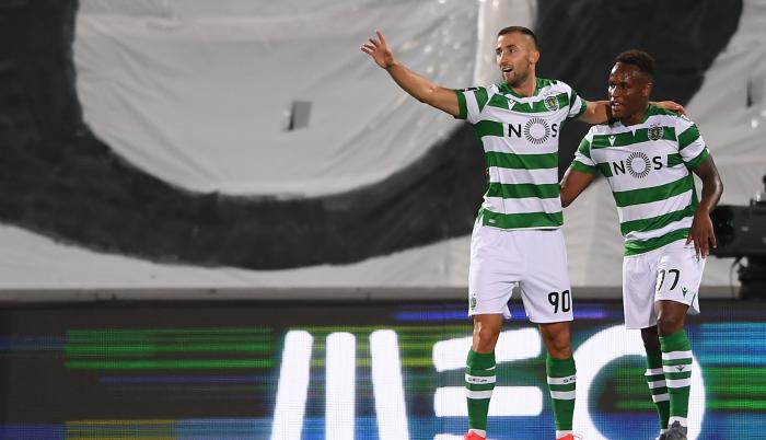 Sporting-Lisboa-Gonzalo-Plata-Protugal-fútbol-coronavirus