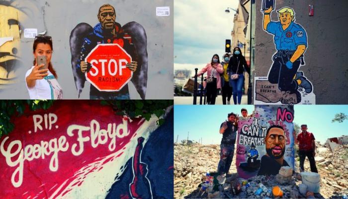 george-floyd-mural-mundo-arte-viral