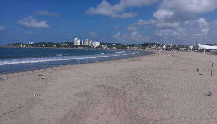 Playas coronavirus