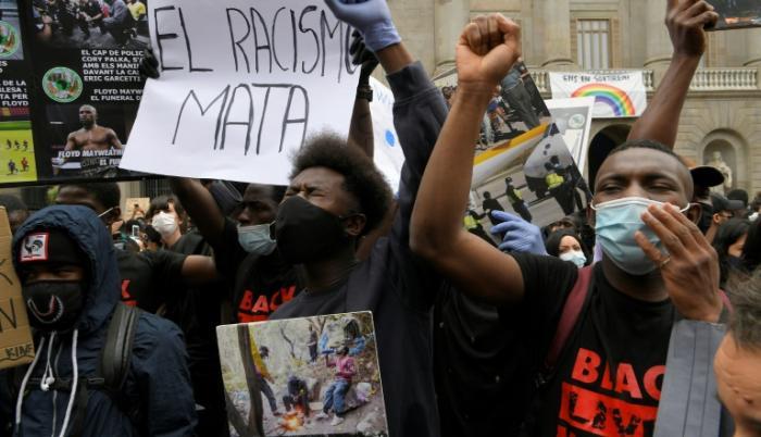 protestas antirracistas europa