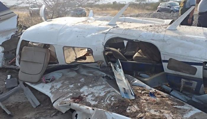 accidente avioneta adum tumbes
