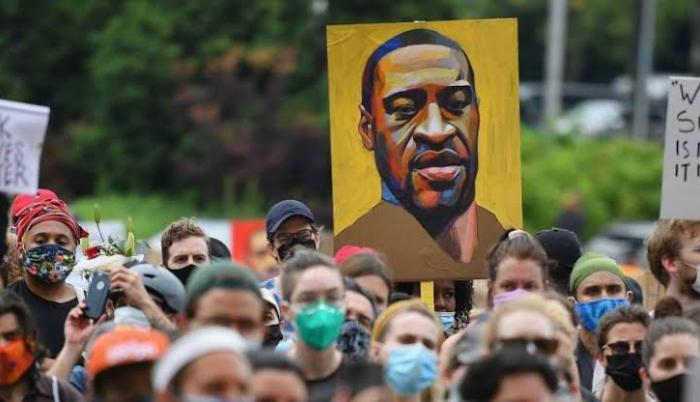 george floyd referencial protestas
