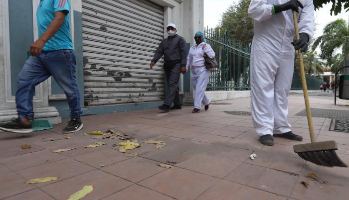 cenizas en Guayaquil