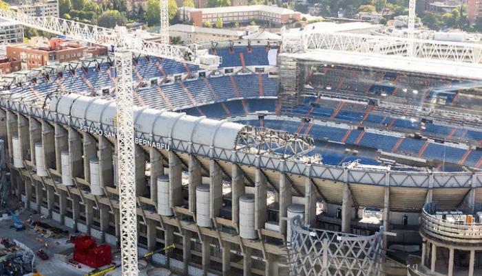 Santiago+Bernabéu+Fútbol+Real+Madrid