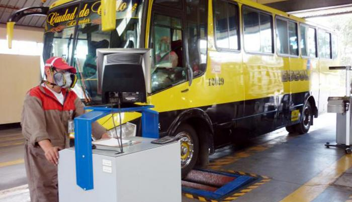 Matriculación- revisión- vehículos- Quito