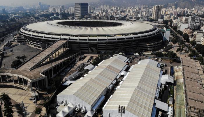 Estadio-Maracaná-Brasil-aniversario-coronavirus