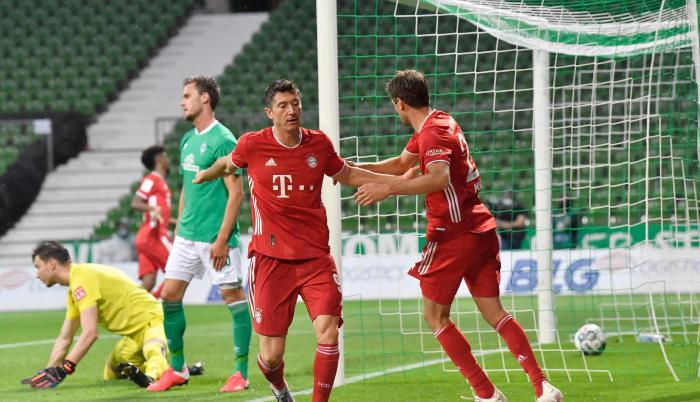 Bayern+Bundesliga+Fútbol+Munich