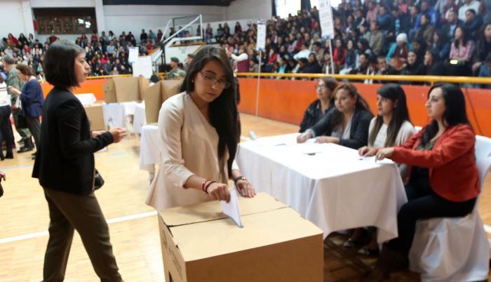 Elecciones- CNE- Resgistro- Padrón