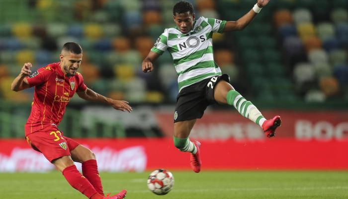 Sporting+Tondela+Gonzalo+Plata+Futbol