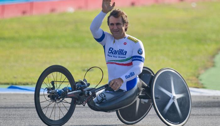 Alex Zanardi ciclismo paralímpico