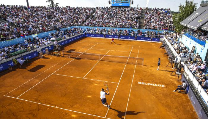 Novak Djokovic Adria Tour Serbia coronavirus