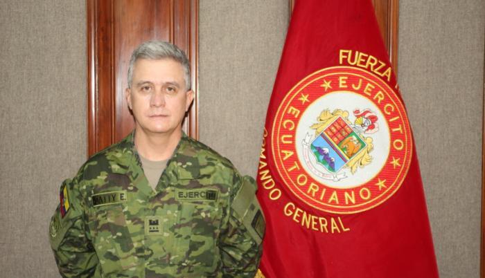 general Edwin Adatty