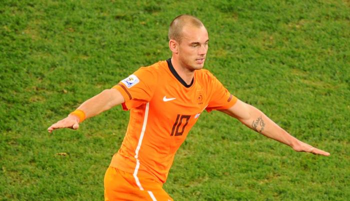 wesley+sneijder+Real+Madrid