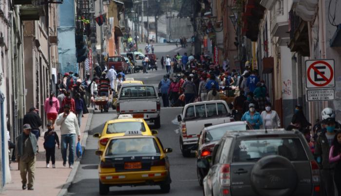 Quito-coronavirus- contagios- aglomeraciones