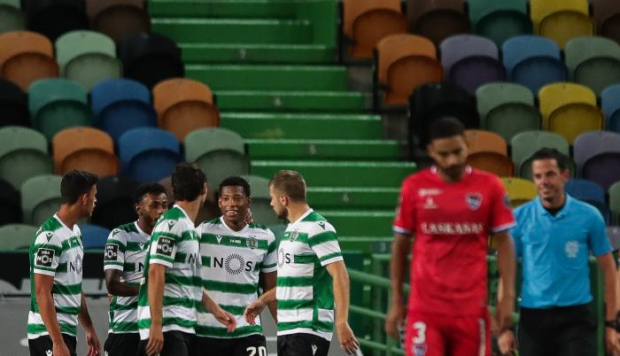 Gonzalo+Plata+Fútbol+Sporting