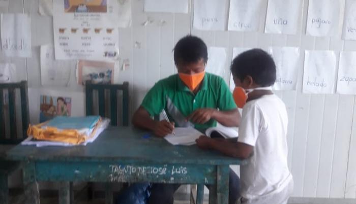 Escuela Misael Nastacua_Esmeraldas_ 2020