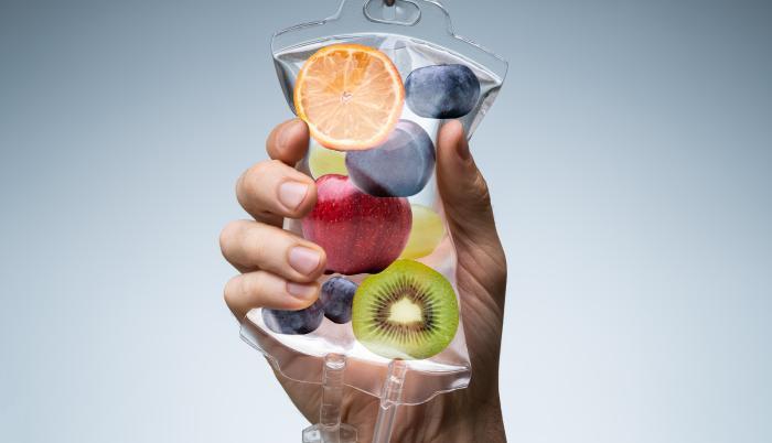Sueros vitamínicos
