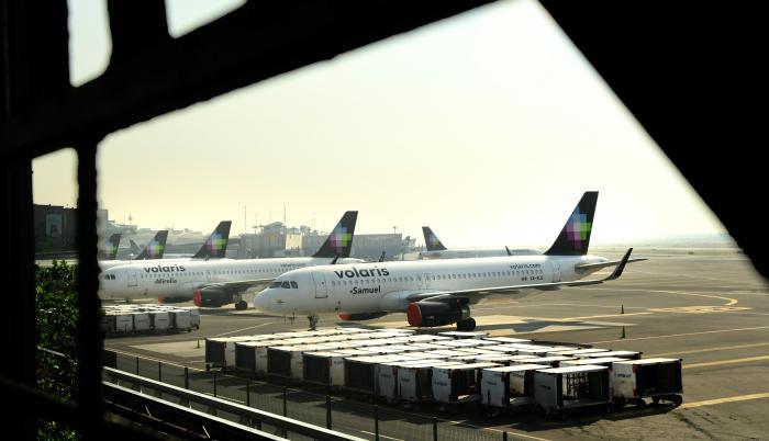 Aerolíneas en México