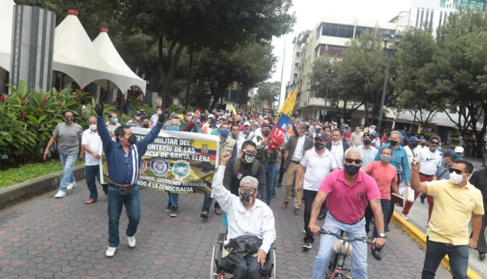 protesta Guayaquil