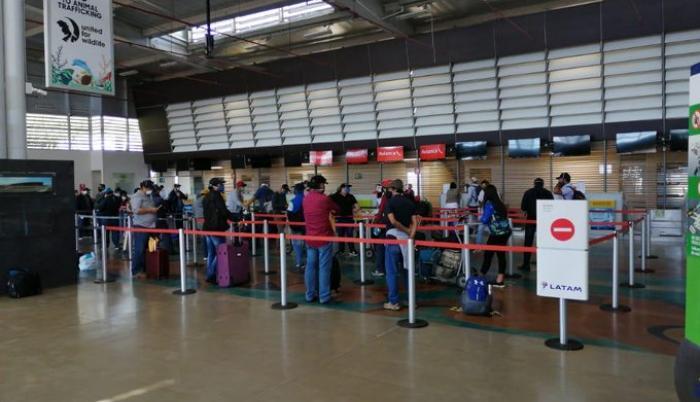 DGAC- Vuelos- aeropuertos-coronavirus