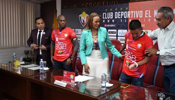 Lucia+Vallecilla+Jugadores+Nacional
