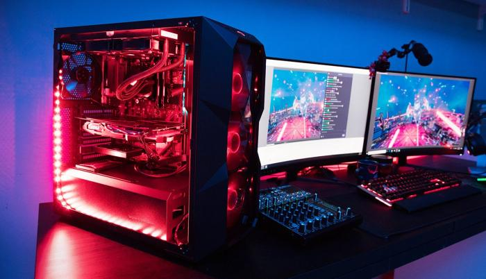 hardware gaming