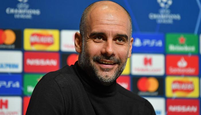 Pep+Guardiola+Champions+Manchester