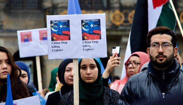 Estados Unidos_China_Sanciones_Uigures