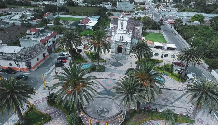 La Junta Parroquial de Chaltura logró la devolución del adelanto pagado para fiestas