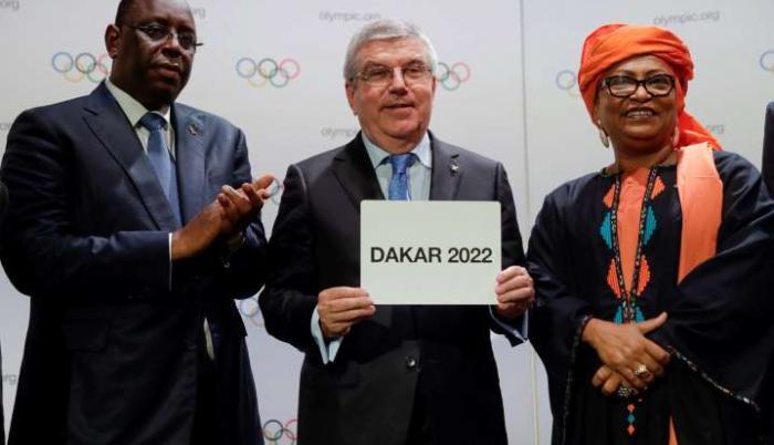 Juegos Olímpicos de la Juventud 2022 Dakar
