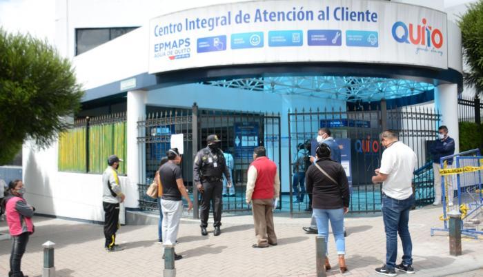 El teletrabajo vuelve a varias entidades públicas de Quito.