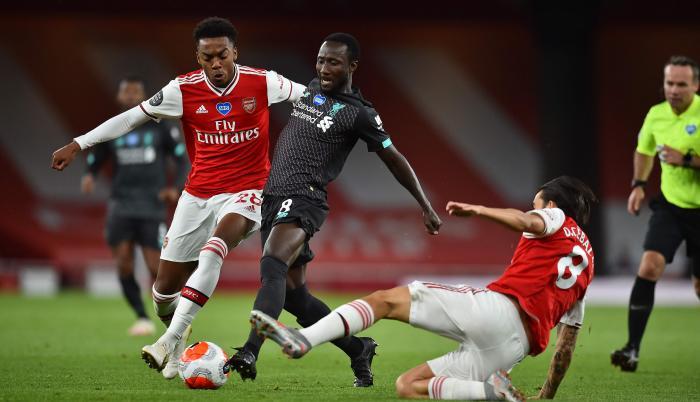 Arsenal+Liverpol+Premier+League