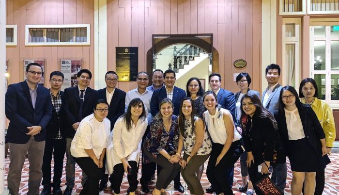 El evento busca reunir en un mismo lugar a exportadores ecuatorianos y empresarios de este importante emporio empresarial.