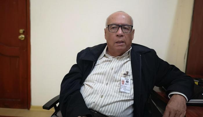 Entrevista a Alfredo Saltos Guale, exdirector del  extinto Programa Nacional del Banano (PNB).