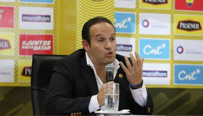 Referencial. Francisco Egas confirma algunos nombres para ser candidatos a liderar el combinado nacional.