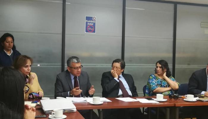 La suegra, esposa e hijos del exfunciario Eddy Sánchez fueron vinculados en el supuesto delito.