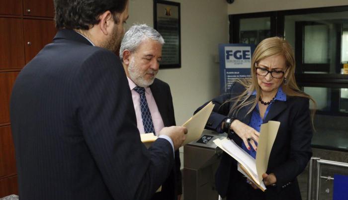 Trámite. Verdesoto considera que la mayoría del CNE pretende dilatar la investigación sobre un supuesto fraude.