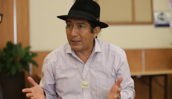 Días después de dejar su cargo como prefecto de Zamora Chinchipe a su sucesor, Cléver Jiménez,  Salvador Quishpe fue electo como miembro del comité ejecutivo nacional del movimiento Pachakutik.
