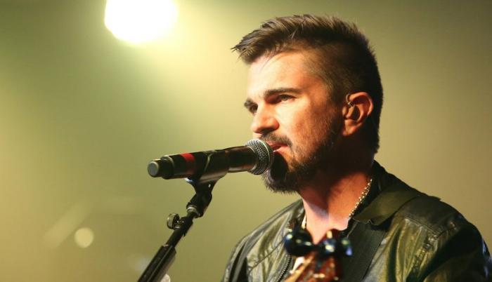 Juanes inicia gira con su canción 'La Plata'