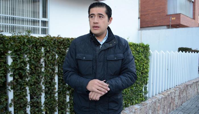 Entrevista al ministro de Economía y Finanzas, Richard Martínez.