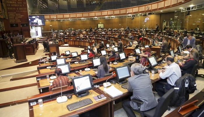 Referencial. La Asamblea Nacional sugiere cambios en el cuerpo legal sobre la Ley de Movilidad Humana.