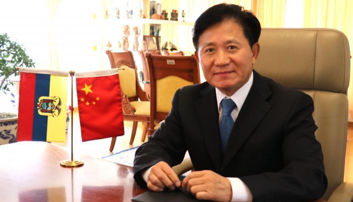 Embajador Chen