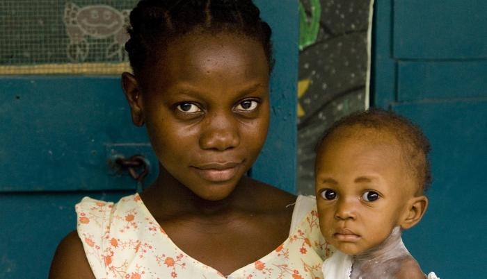 haiti-madre-joven