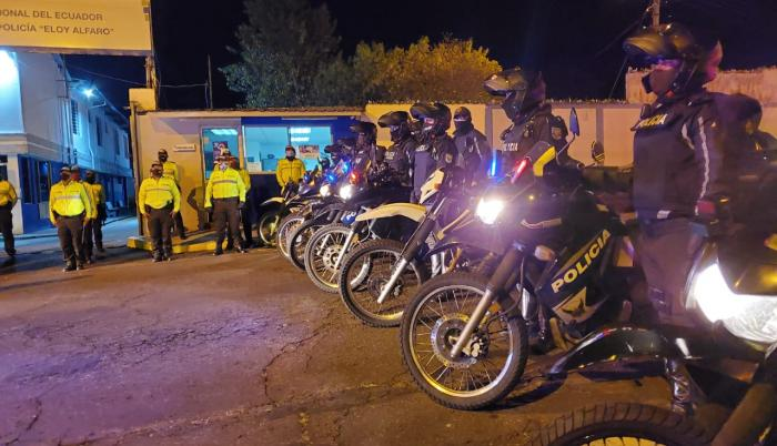 policia control
