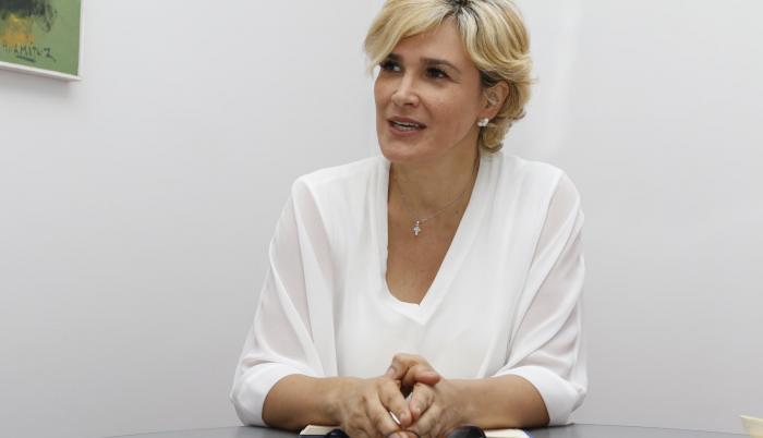 Viteri fue candidata presidencial en dos ocasiones respaldada por la misma organización política.