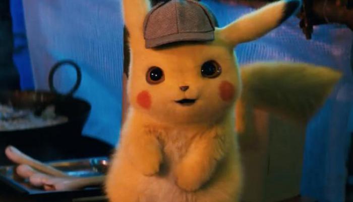 Pókemon: Pikachu llega a los cines convertido en detective