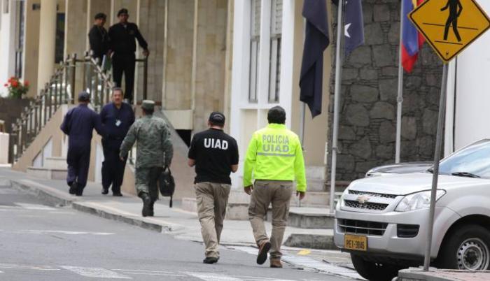 Referencial. El día de los allanamientos la Policía Nacional llegó hasta la Comandancia General del Ejército.