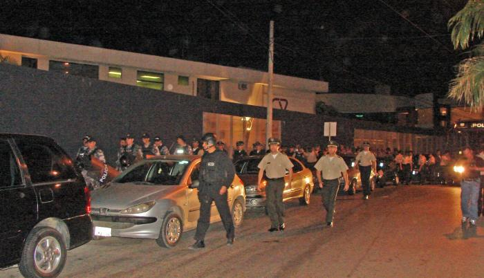 Confiscaciones. La madrugada del 8 de julio de 2008, el Gobierno procedió a incautar bienes y empresas del Grupo Isaías.