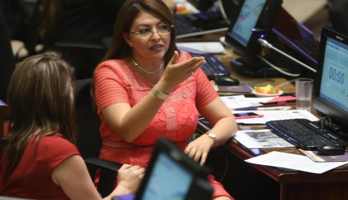 Espín deberá justificar su visita a la exagente Diana Falcón.