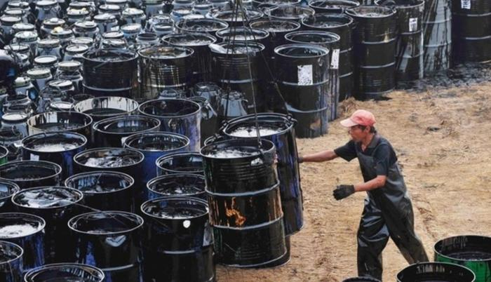 Imagen referencial.  El precio del petróleo intermedio de Texas (WTI) subió un 2,40 % y se situó en 51,63 dólares el barril.